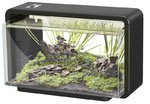 Superfish Home 25 Aquarium - schwarz